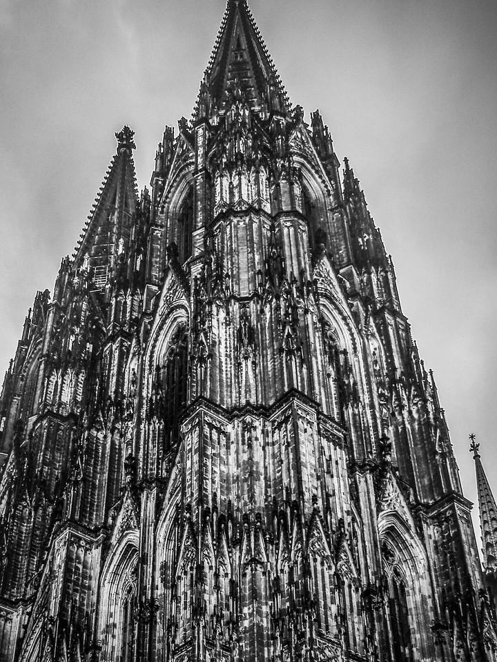 德国科隆大教堂,一目不忘_图1-15