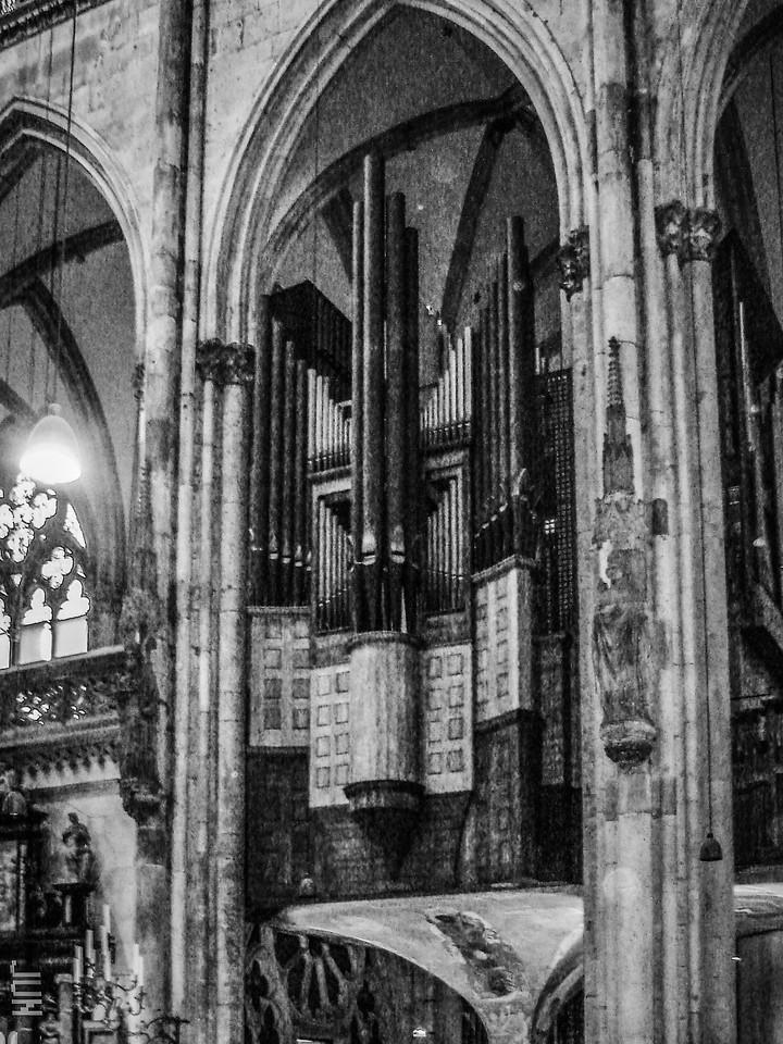 德国科隆大教堂,一目不忘_图1-14