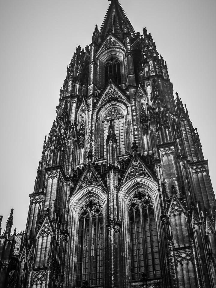 德国科隆大教堂,一目不忘_图1-13