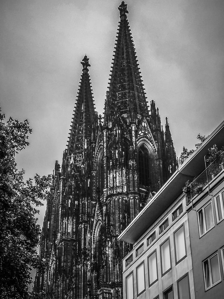 德国科隆大教堂,一目不忘_图1-6