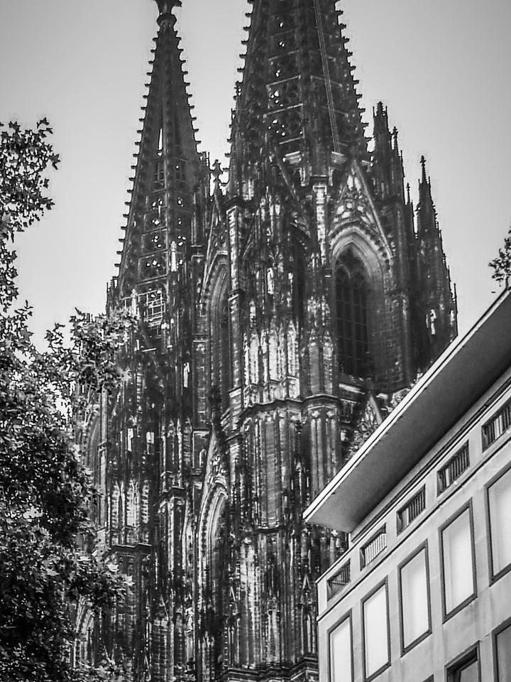 德国科隆大教堂,一目不忘_图1-8