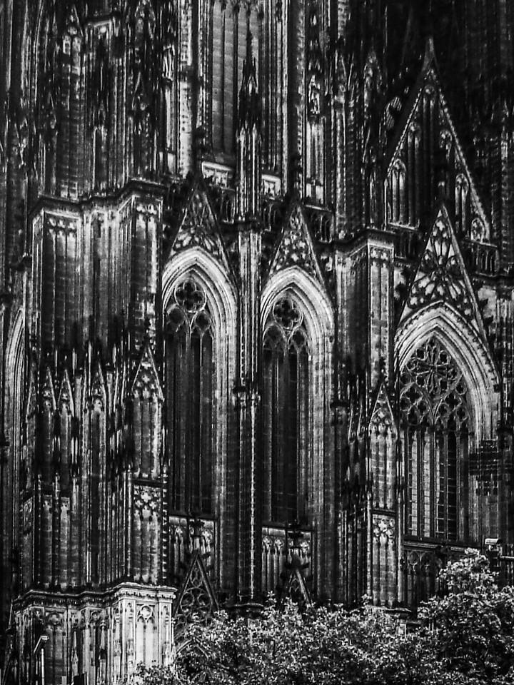 德国科隆大教堂,一目不忘_图1-7