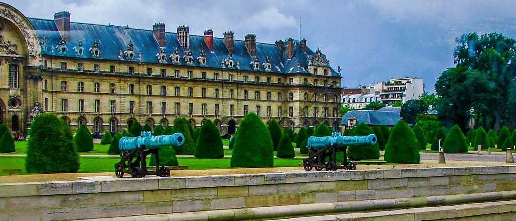 法国巴黎,旅游名城_图1-4