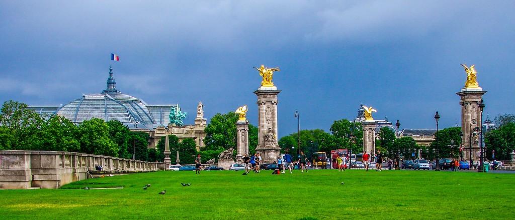 法国巴黎,旅游名城_图1-9