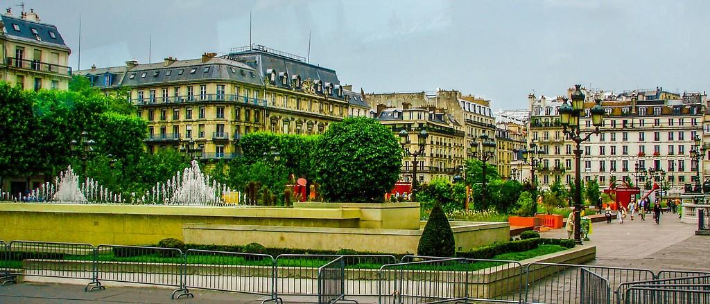 法国巴黎,旅游名城_图1-5