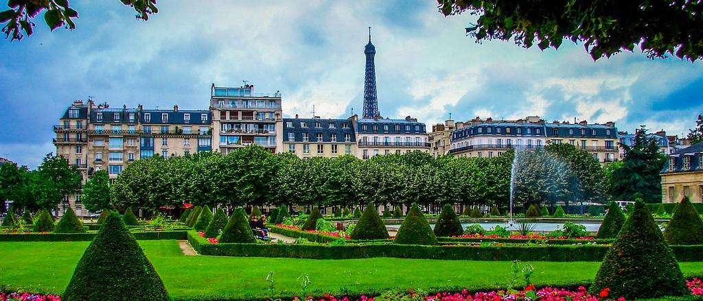 法国巴黎,旅游名城_图1-7
