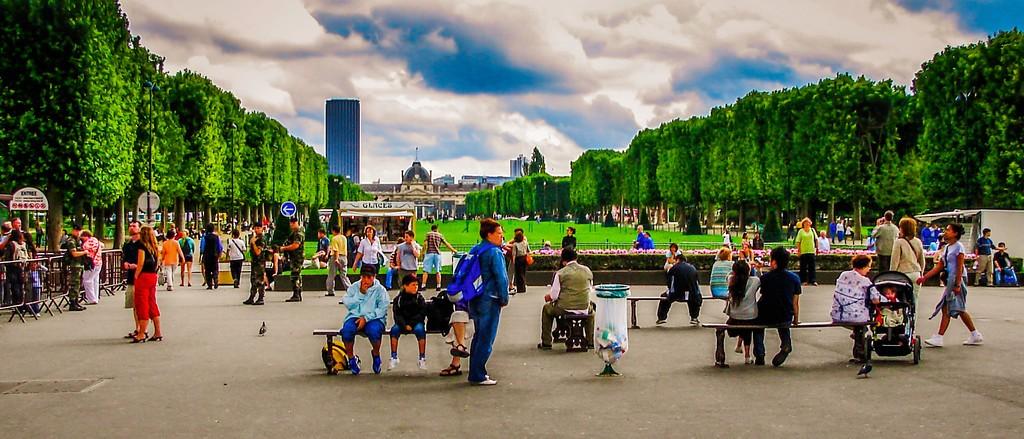 法国巴黎,旅游名城_图1-11
