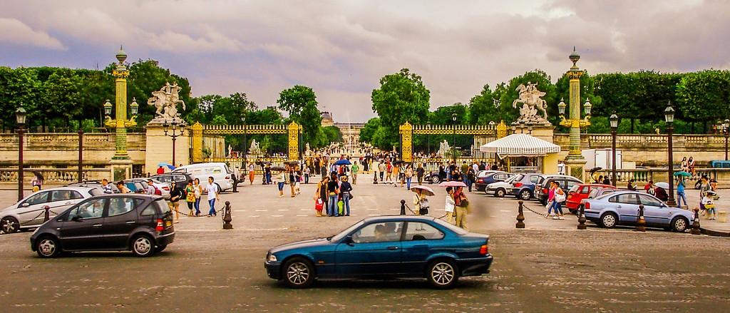 法国巴黎,旅游名城_图1-13