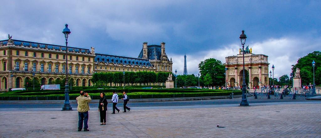 法国巴黎,旅游名城_图1-12