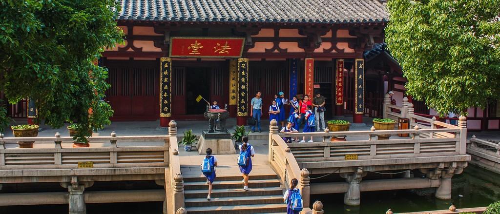 苏州寒山寺,始建1500年以前_图1-5
