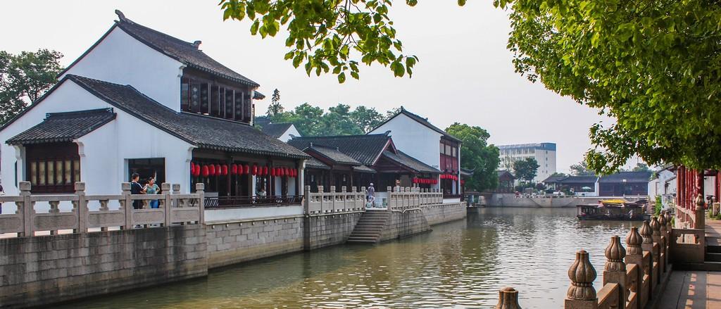 苏州寒山寺,始建1500年以前_图1-6