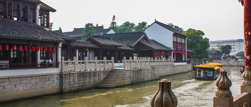 苏州寒山寺,始建1500年以前_图1-12