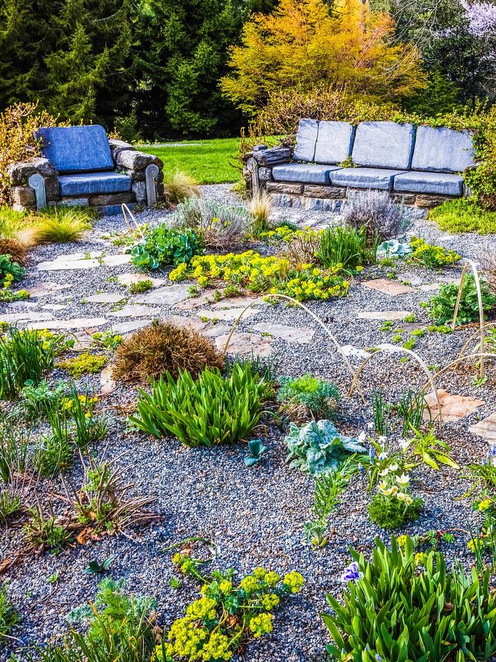 Chanticleer花园,春色乍现_图1-11