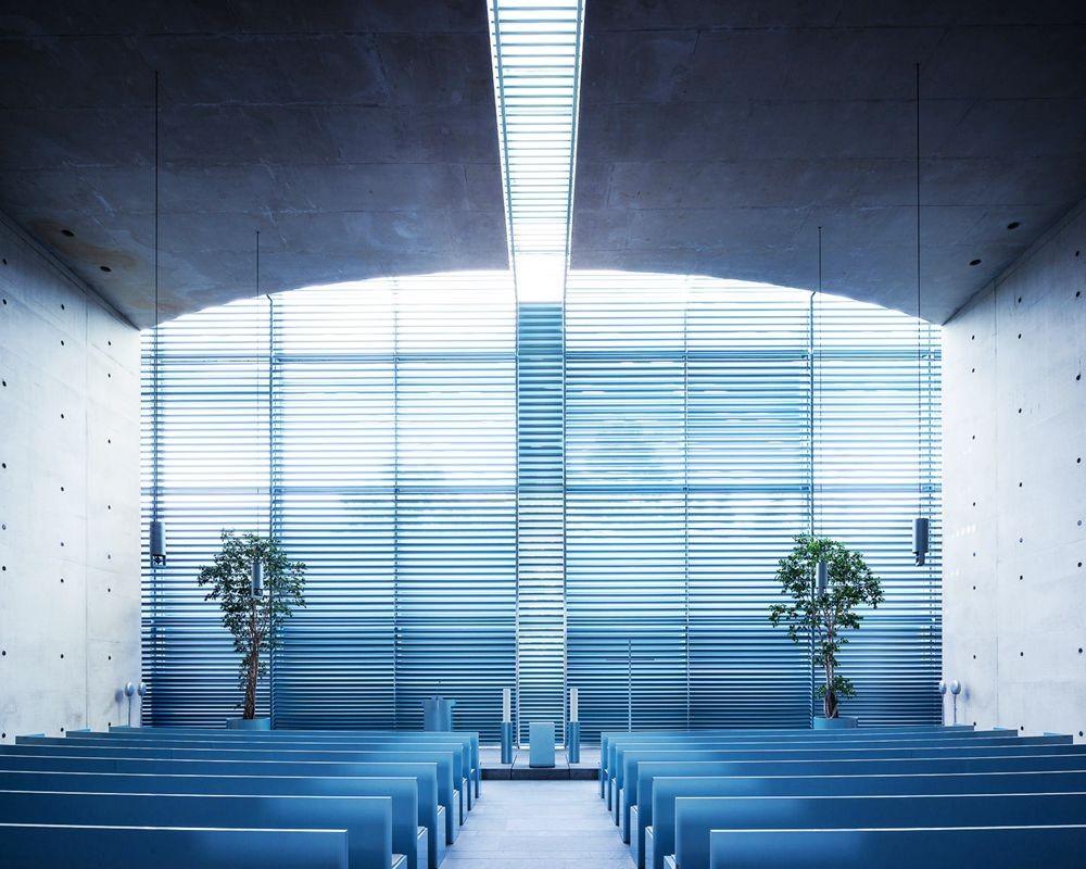 神圣的空间-纵观欧洲和日本各地的教堂_图1-6