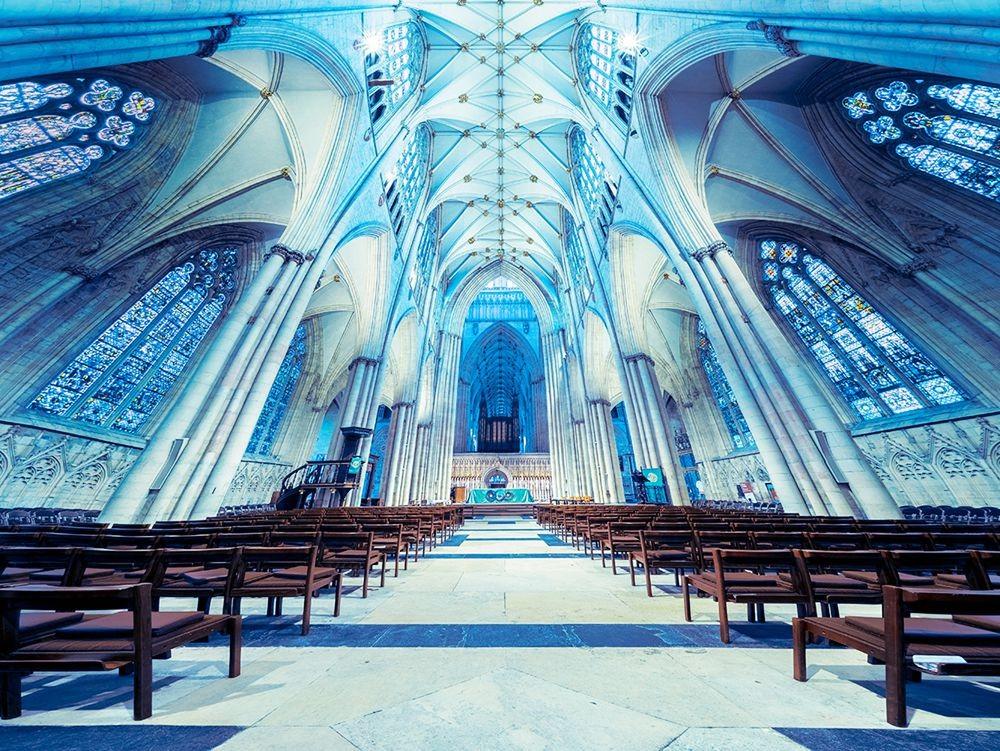 神圣的空间-纵观欧洲和日本各地的教堂_图1-9