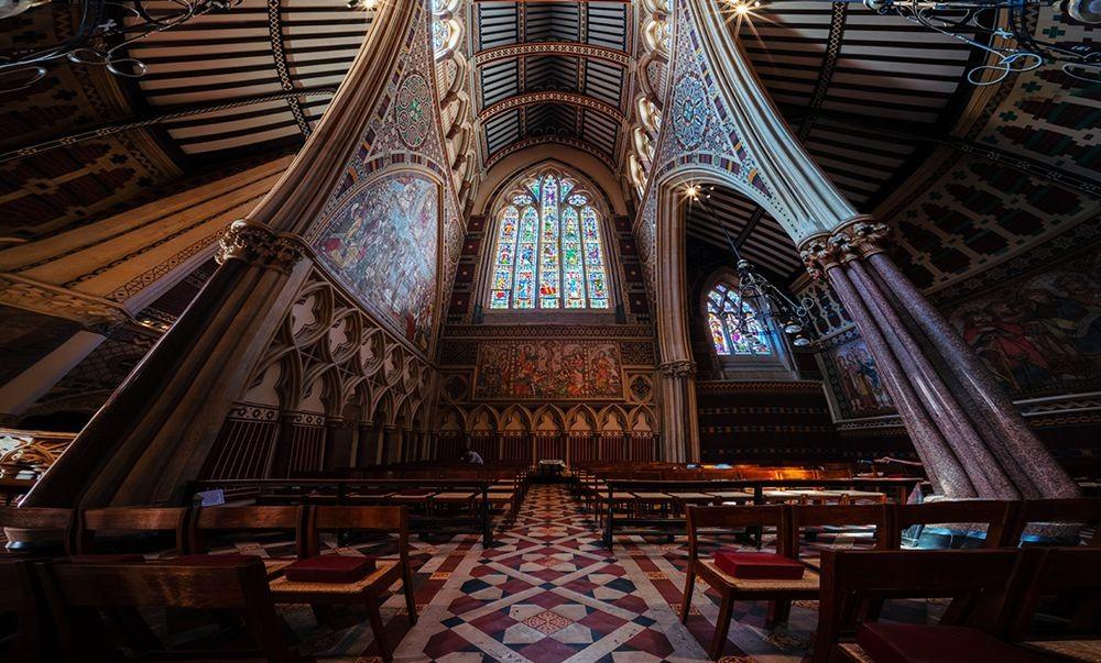 神圣的空间-纵观欧洲和日本各地的教堂_图1-11