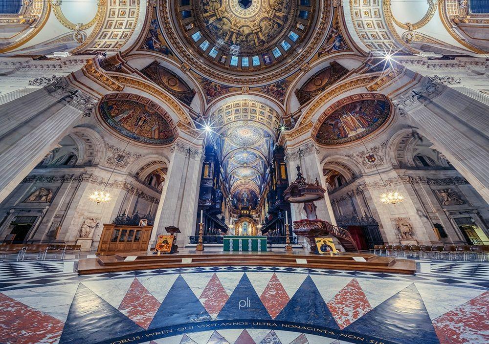 神圣的空间-纵观欧洲和日本各地的教堂_图1-12