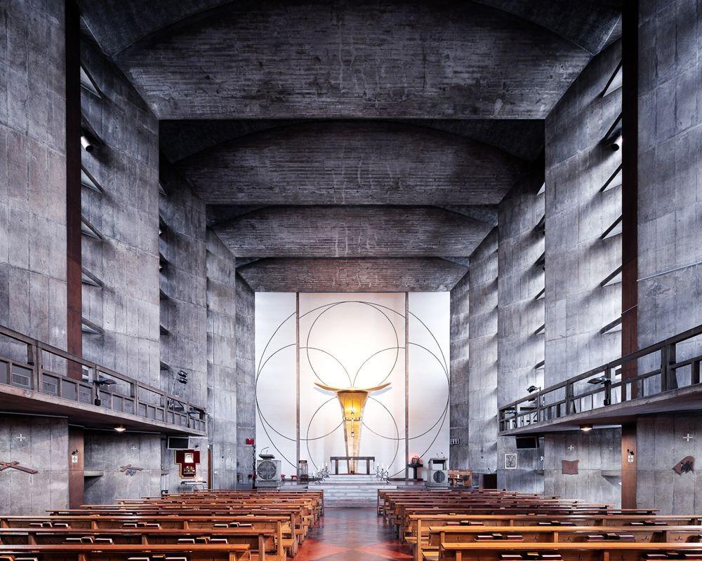 神圣的空间-纵观欧洲和日本各地的教堂_图1-13