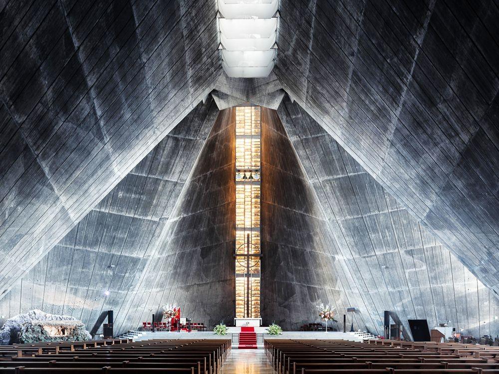 神圣的空间-纵观欧洲和日本各地的教堂_图1-14