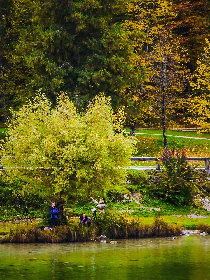 斯洛文尼亚博希尼湖(Lake Bohinj),秋色浓浓_图1-11