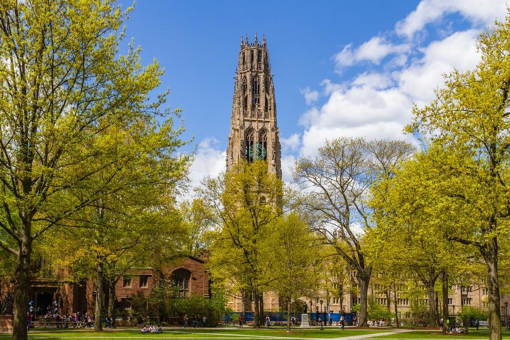 美国耶鲁大学,校园建筑_图1-15
