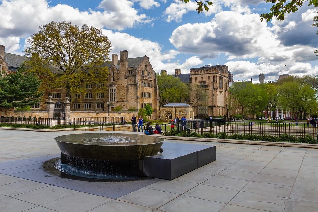 美国耶鲁大学,校园建筑_图1-11