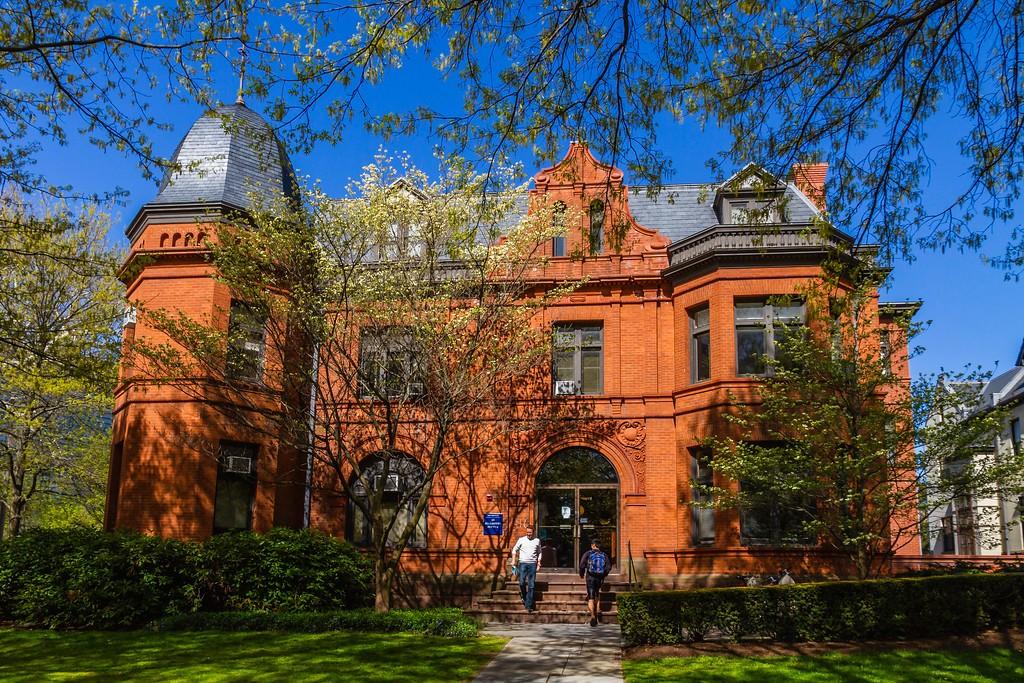 美国耶鲁大学,校园建筑_图1-4