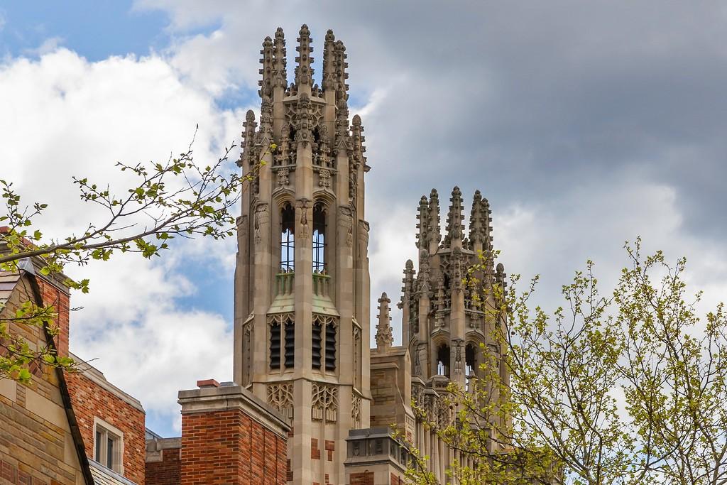 美国耶鲁大学,校园建筑_图1-6