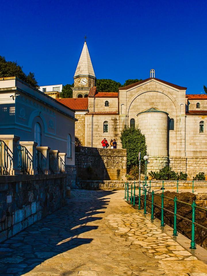 克罗地亚奥帕蒂亚(Opatija),城市扫描_图1-6