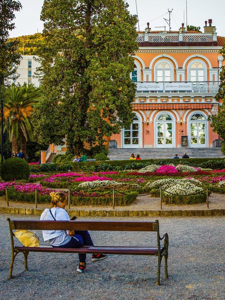 克罗地亚奥帕蒂亚(Opatija),城市扫描_图1-10