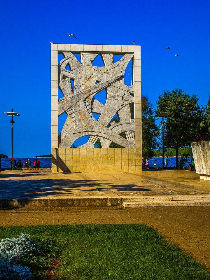 克罗地亚奥帕蒂亚(Opatija),城市扫描_图1-8