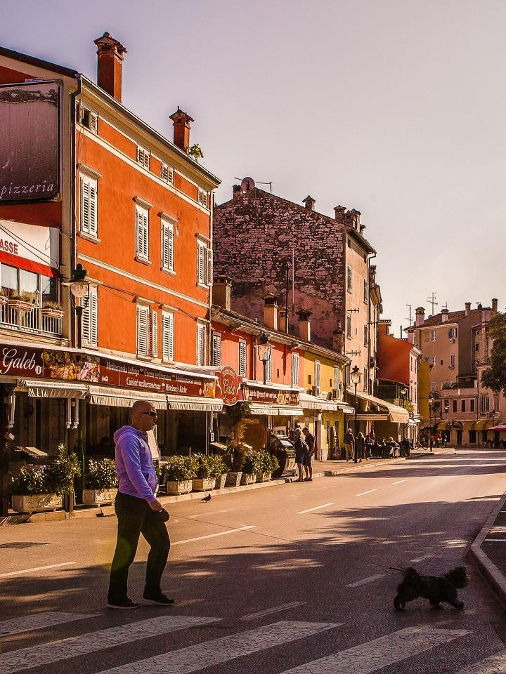 克罗地亚奥帕蒂亚(Opatija),城市扫描_图1-2