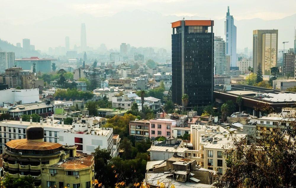 智利圣地亚哥的一天_图1-1