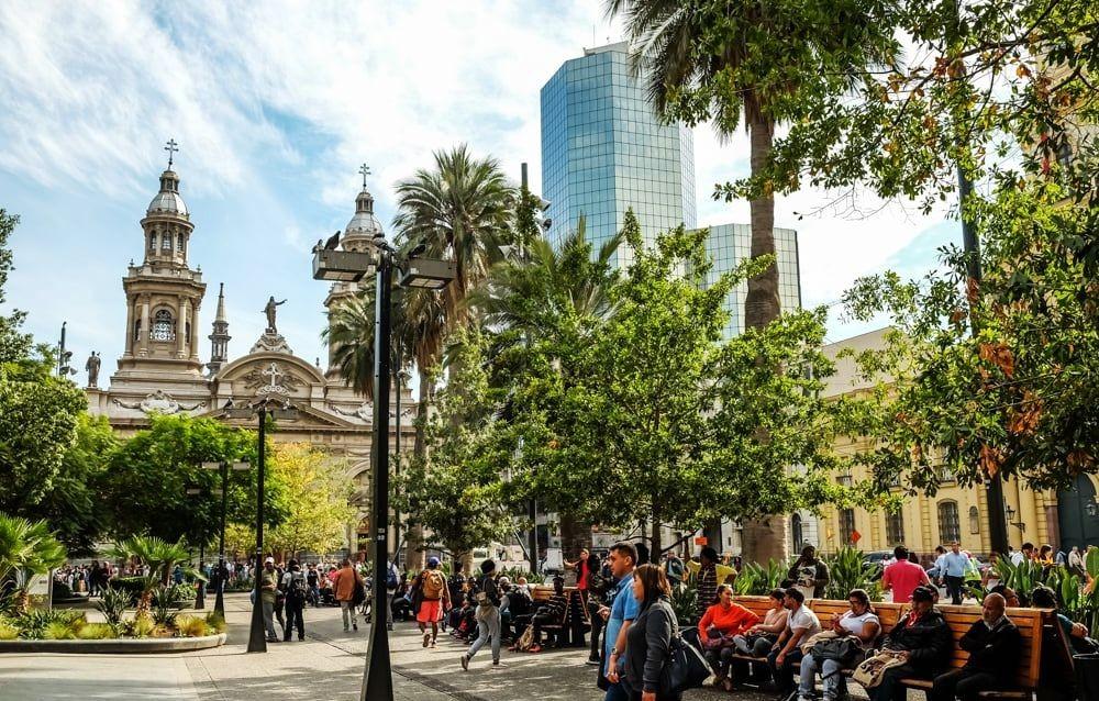 智利圣地亚哥的一天_图1-24