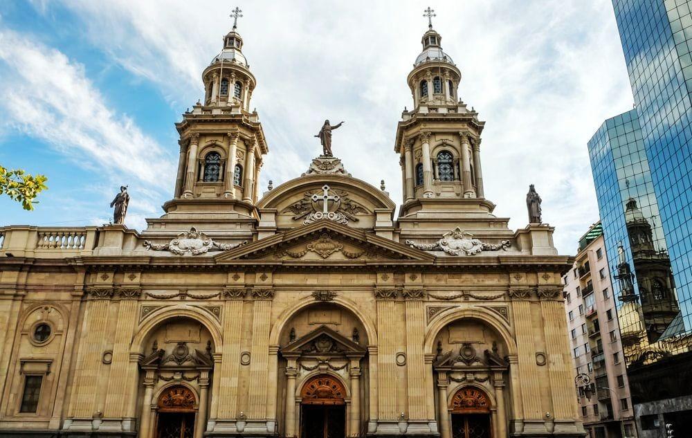 智利圣地亚哥的一天_图1-25
