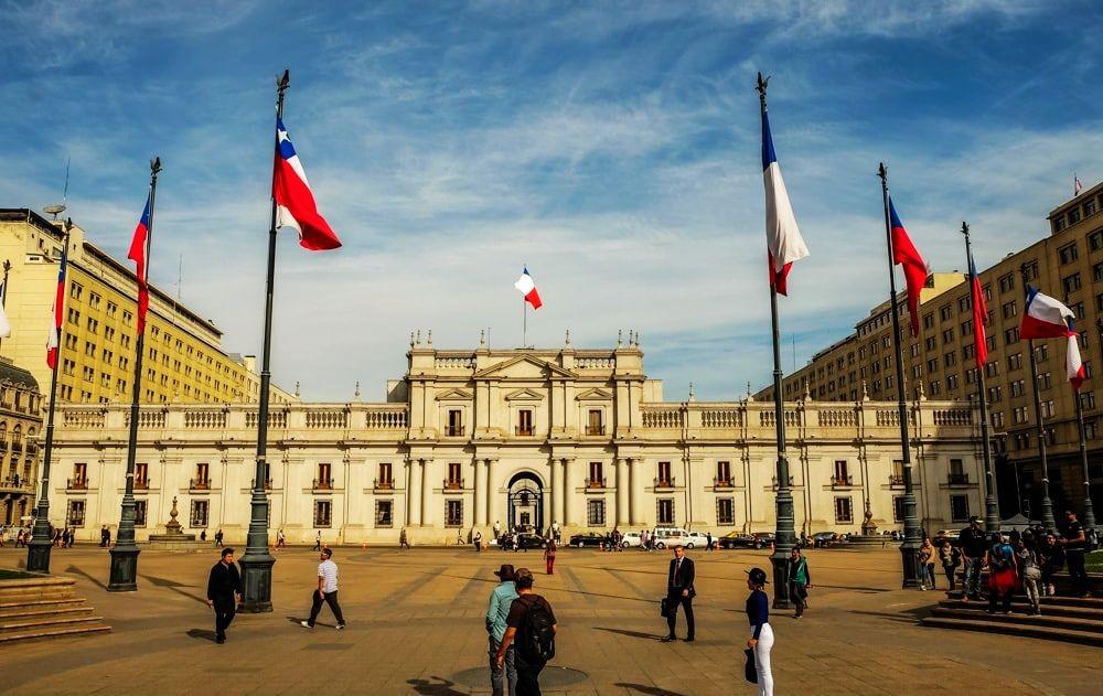 智利圣地亚哥的一天---2_图1-1