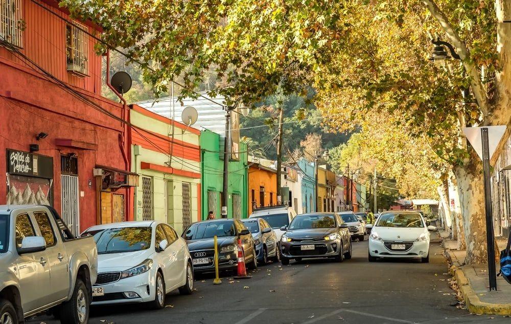 智利圣地亚哥的一天---2_图1-12