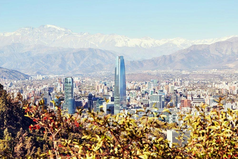 智利圣地亚哥的一天---2_图1-17