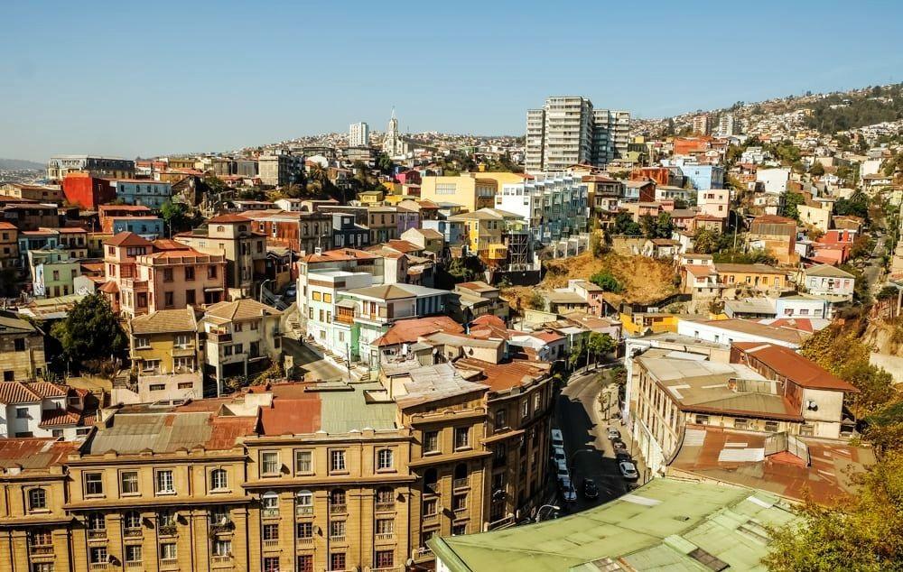 智利圣地亚哥的一天---2_图1-18