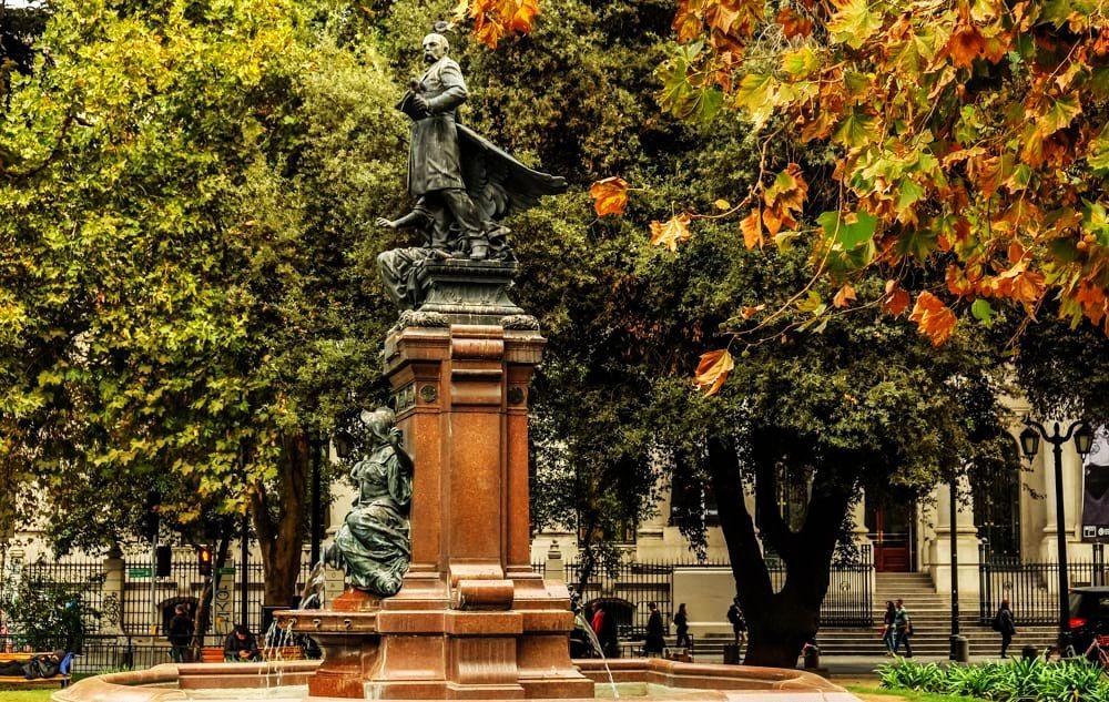 智利圣地亚哥的一天---2_图1-23