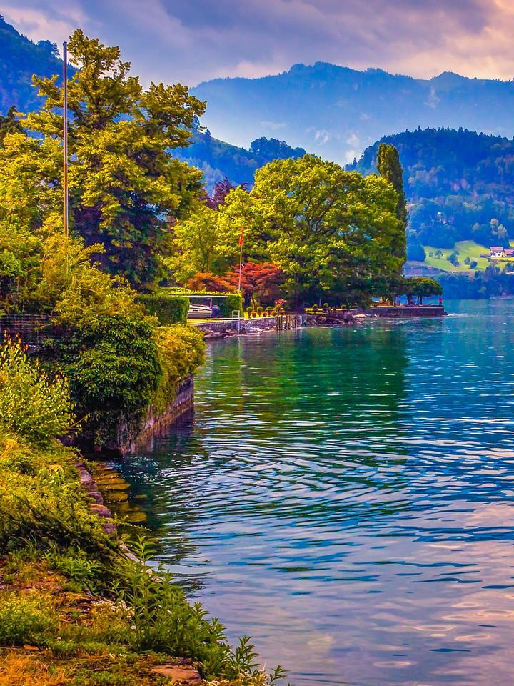 瑞士卢塞恩(Lucerne),城市快照_图1-10