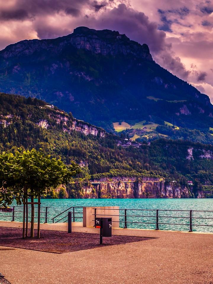 瑞士卢塞恩(Lucerne),城市快照_图1-4