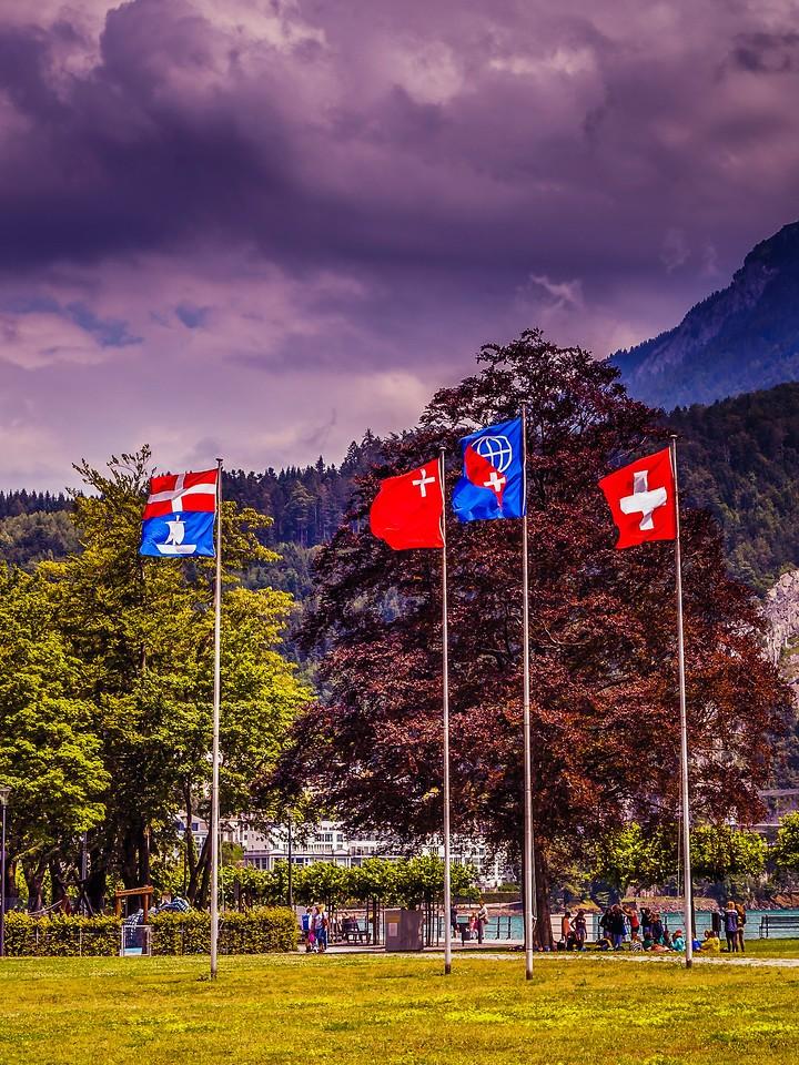 瑞士卢塞恩(Lucerne),城市快照_图1-9
