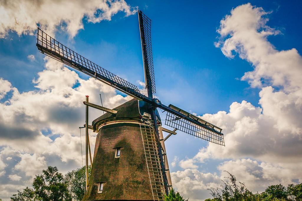 荷兰阿姆斯特丹,城市景象_图1-15