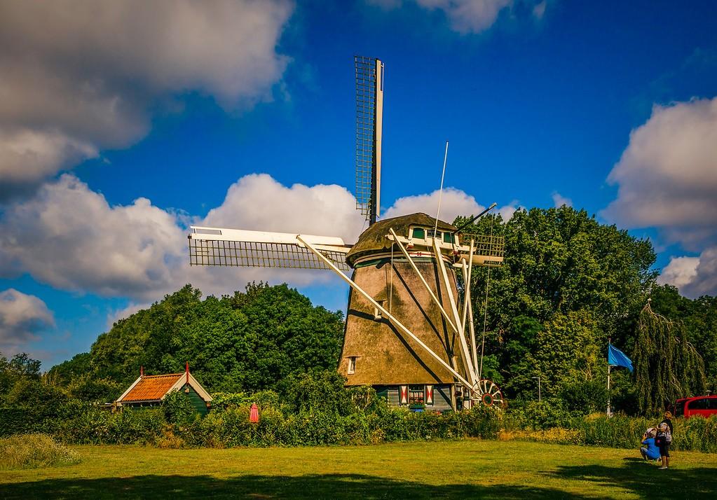 荷兰阿姆斯特丹,城市景象_图1-10