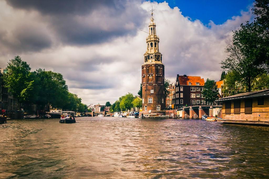 荷兰阿姆斯特丹,城市景象_图1-8