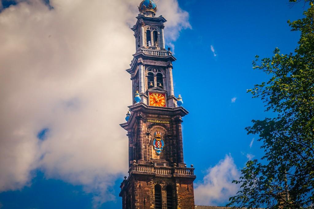 荷兰阿姆斯特丹,城市景象_图1-11