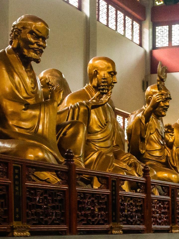 杭州灵隐寺,著名景点_图1-11