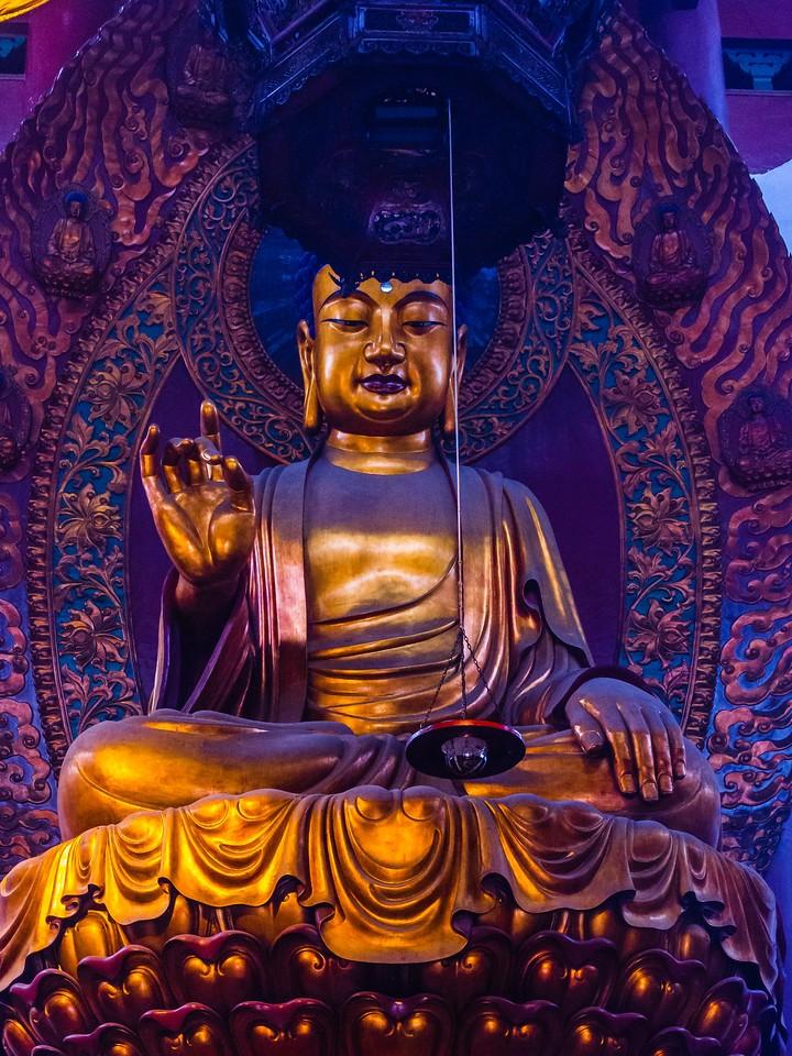 杭州灵隐寺,著名景点_图1-12