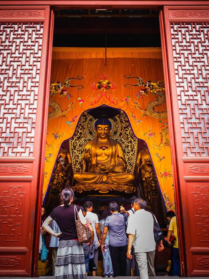 杭州灵隐寺,著名景点_图1-3